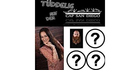 Tüddelig auf der Cap San Diego - 4. ComedyMix Show Tickets