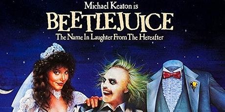 "Drive in dinner and a movie ""Beetlejuice"" tickets"