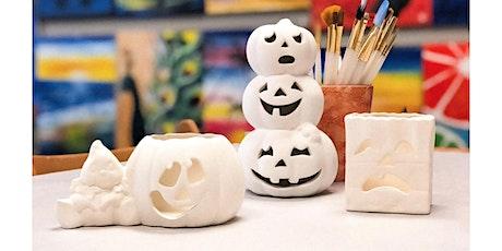 Thirty Thursday BYOB Halloween Pottery Painting tickets