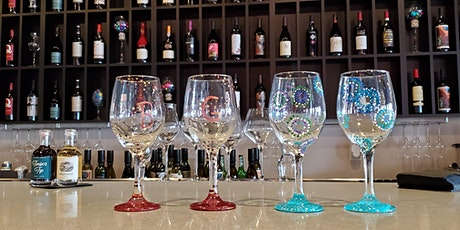 Paint Your Wine Glass at Peacock Wine Bar tickets
