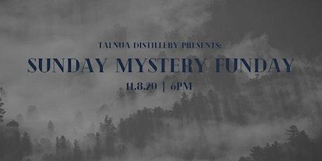 Sunday Mystery Funday tickets