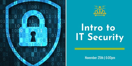 Intro to IT Security tickets