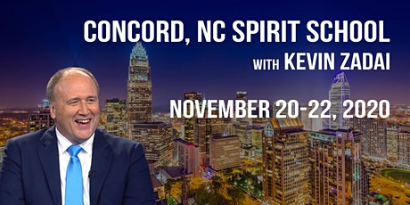 Concord, North Carolina Spirit School with Kevin Zadai tickets