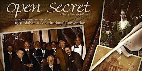 Jubilee Encores | Open Secret tickets