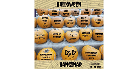 Halloween Hanginar: Virtual Trick-or-Treat tickets