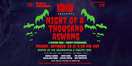 XOXO: Night of A Thousand Aswang tickets