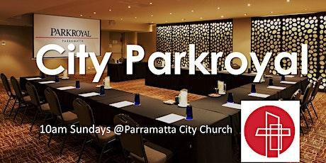 CityChurch@Parkroyal tickets