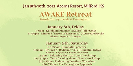 Awake Retreat tickets