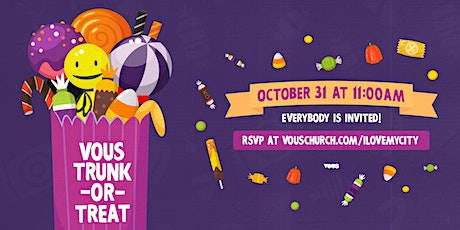 VOUS TRUNK OR TREAT tickets