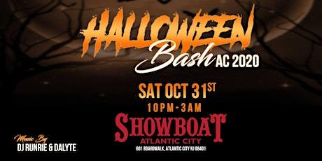 Halloween Bash AC 2020 tickets