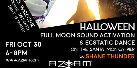 Halloween Sound Activation + Ecstatic Dance! tickets