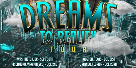 Dreams To Reality Tour Southaven, MS tickets