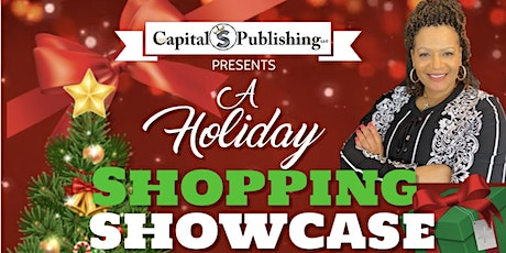 Capital S Publishing presents...A Holiday Shopping Showcase tickets