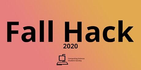 Fall Hack 2020 tickets