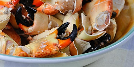 Red Meat Lover's Club Presents Stone Crab Feast with Friends