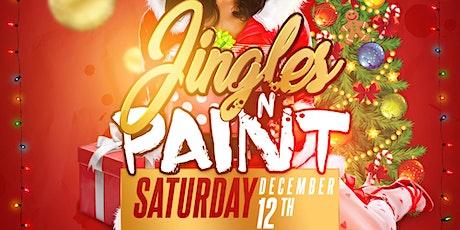 Jingles & Paint tickets