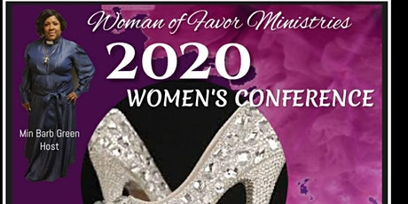 Her shoes Won't Fit Your Purpose 2020 Women's Conference tickets