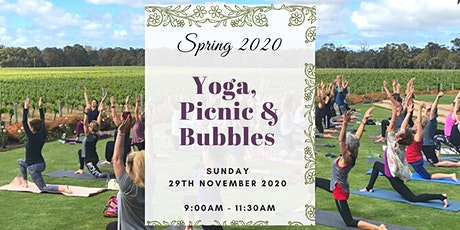 Final Spring Yoga, Picnic & Bubbles tickets