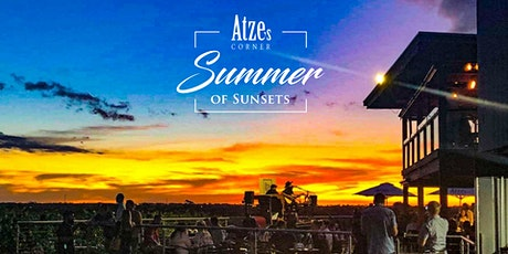 Summer of Sunsets. LIVE Music at Atze's Corner in the Barossa. tickets