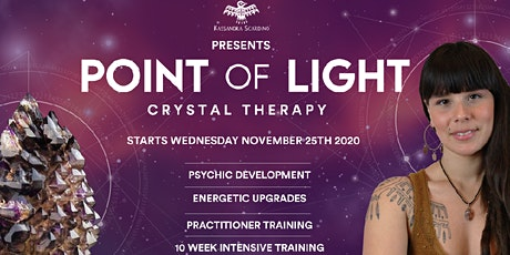 Point Of Light Crystal Therapy 2021 tickets