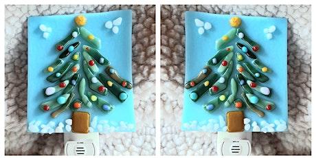 Christmas Tree Nightlight Workshop - Garden City tickets