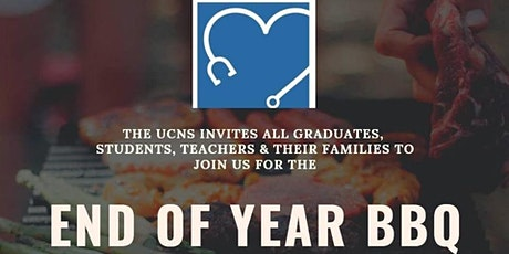 End of Year BBQ tickets