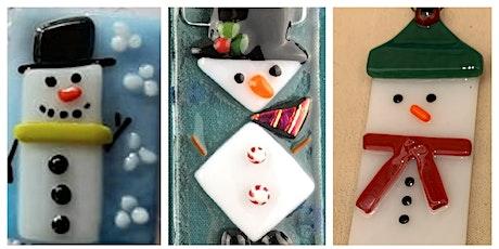 Snowman Ornament Workshop - Garden City tickets