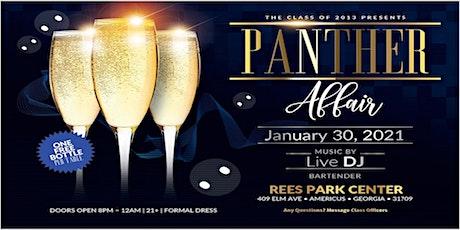 A Panther Affair tickets
