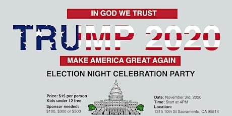 TRUMP 2020 ELECTION PARTY tickets