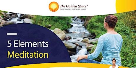 5-Elements Meditation bilhetes