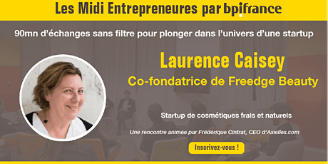 Midi Entrepreneures  #14 tickets