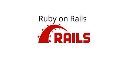 4 Weeks Only Ruby on Rails Developer Training Course Saint John tickets