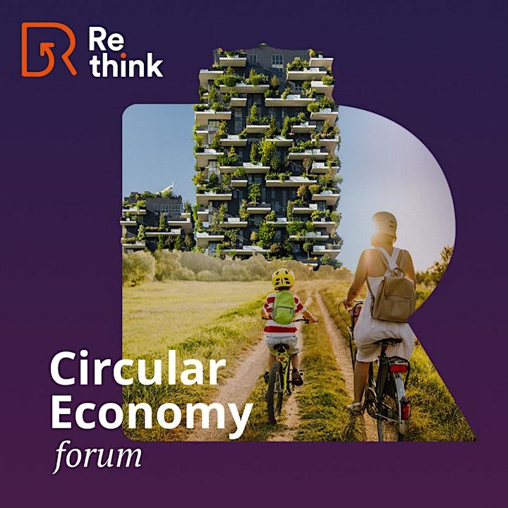 Re-think Circular Economy Forum I Milan 2020 image