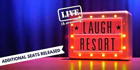 The Laugh Resort Comedy Club tickets