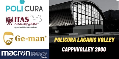 Campionato Serie B Maschile: Policura Lagaris Volley vs CappuVolley 2020 LO