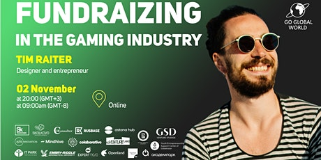 FUNDRAIZING  IN THE GAMING INDUSTRY tickets