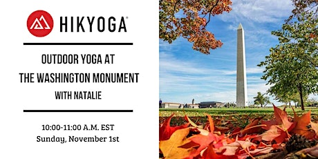Outdoor Yoga at The Washington Monument with Hikyoga® DC tickets
