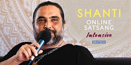 Online Satsang-Intensive mit Shanti Tickets