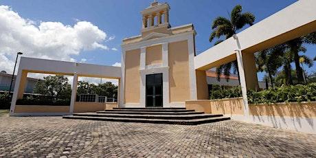 Misa Dominical 8:00AM 29 de noviembre 2020 boletos