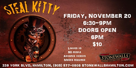 Steal Kitty LIVE at Stonewalls tickets