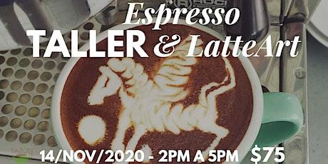 Taller de Espresso & LatteArt entradas