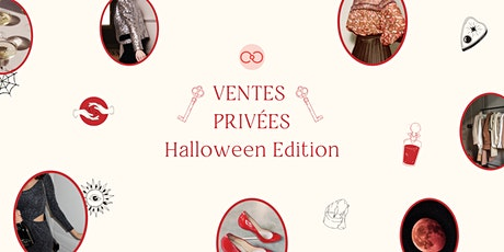 Chic Chic Ventes Privées (Halloween Edition) billets