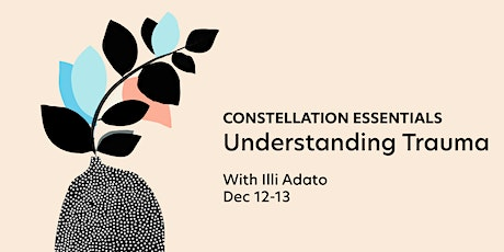 Constellations Essentials Learning Weekend - Understanding Trauma tickets