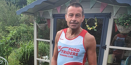 Vitality 10k Run with Andy Ball 10.30am 8mm pace 1st Nov tickets
