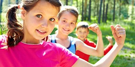 Selbstbehauptung und Verteidigung- kostenloser Schnupperkurs für Kinder Tickets