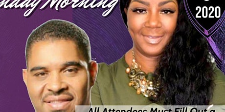 Prevailing Church International November 1st service tickets