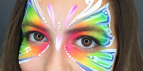 FANTASY FACE PAINTING CLASS- BUTTERFLY tickets