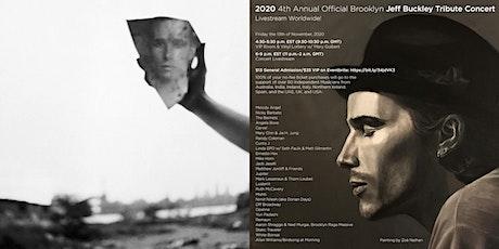 2020 Brooklyn Jeff Buckley Tribute Concert Livestream - Worldwide! tickets