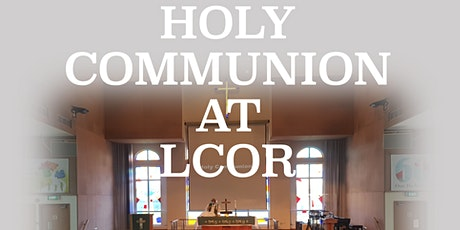 Holy Communion Service on Sunday tickets