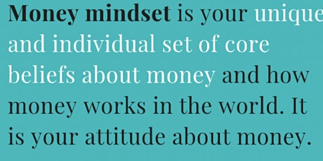 Money Mindset Workshops tickets